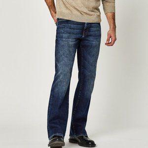 Mavi Josh regular rise boot cut jeans